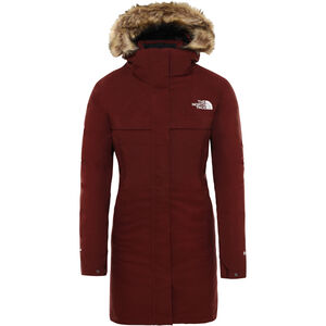 The North Face Cagoule Parka Dam sequoia red sequoia red