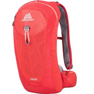 Gregory Maya 10 Backpack Dam poppy red poppy red