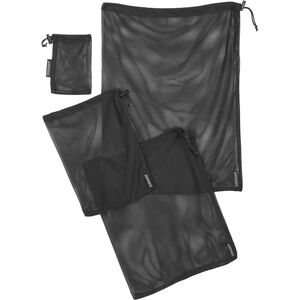 Cocoon Mesh Stuff Sack Set black black