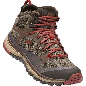 Keen Terradora WP Mid Shoes Dam canteen/marsala canteen/marsala