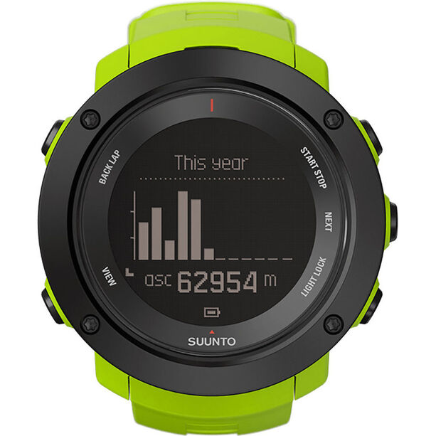 Suunto Ambit3 Vertical HR lime
