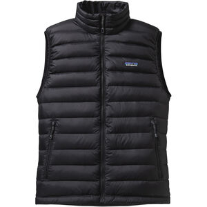 Patagonia Down Sweater Vest Herr black black