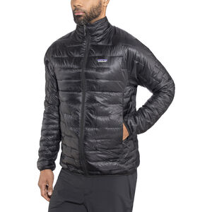 Patagonia Micro Puff Jacket Herr black black