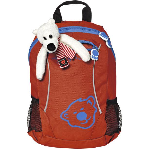 Isbjörn Stortass Mini Backpack Barn sunpoppy