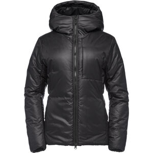 Black Diamond Belay Parka Dam Black Black