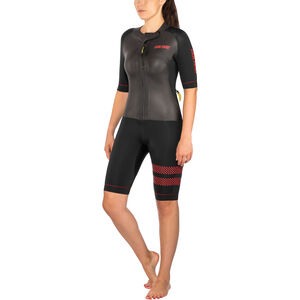 Colting Wetsuits Swimrun Go Wetsuit Herr black/red black/red