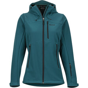 Marmot Moblis Jacket Dam Deep Teal/Black Deep Teal/Black