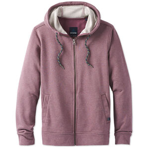 Prana Asbury Full Zip Hood Herr thistle heather thistle heather
