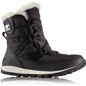 Sorel Whitney Short Lace Boots Dam black black