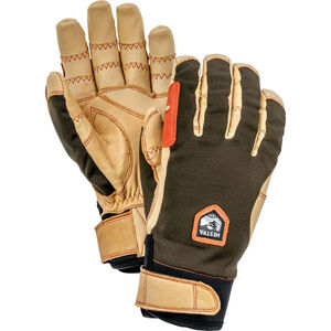 Hestra Ergo Grip Active Gloves forest/kork