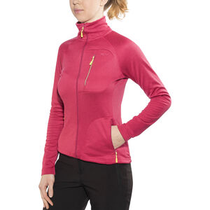 Meru Cannes Fleece Jacket Dam pink pink