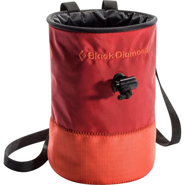 Black Diamond Mojo Repo Chalkbag M-L red