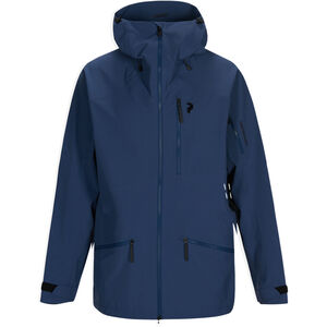 Peak Performance Radical Jacket Herr Decent Blue Decent Blue