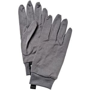 Hestra Merino Wool Liner mörkgrå mörkgrå