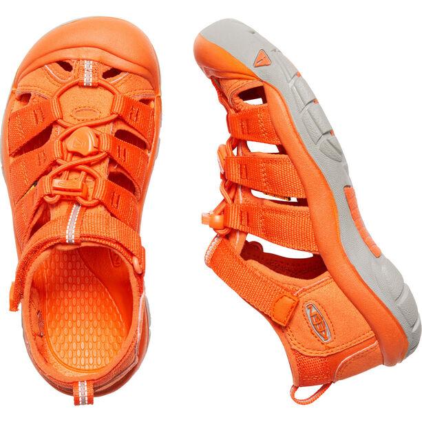 Keen Newport H2 Sandals Ungdomar golden poppy