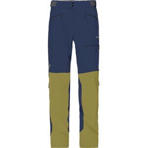 Norrøna Falketind Windstopper Hybrid Pants Herr olive drab olive drab