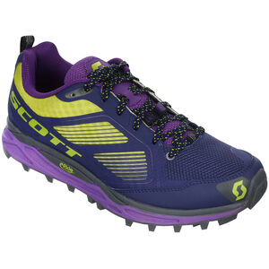 SCOTT Kinabalu Supertrac Shoes Dam purple/green purple/green