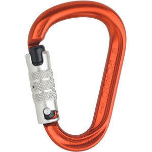 AustriAlpin HMS Rondo 3-Way Autolock Carabiner with Selfie red anodized red anodized