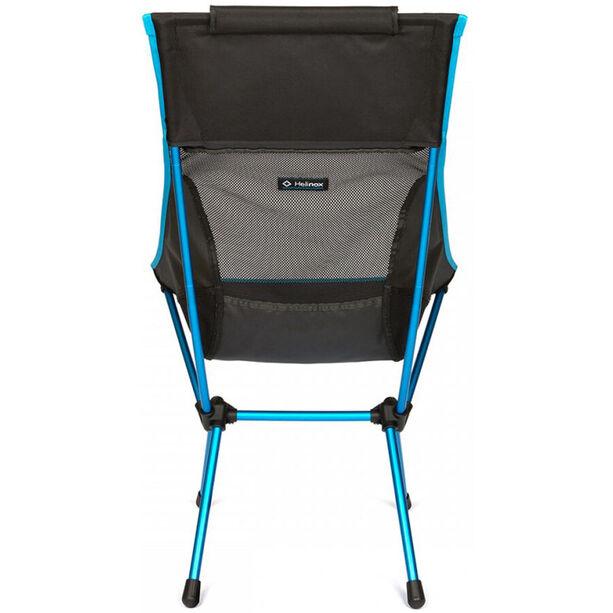 Helinox Sunset Chair black/blue