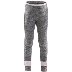 Craft Fuseknit Comfort Pants Barn dark grey melange/touch dark grey melange/touch