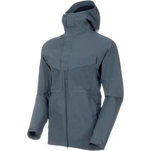 Mammut Zinal HS Hooded Jacket Herr storm storm