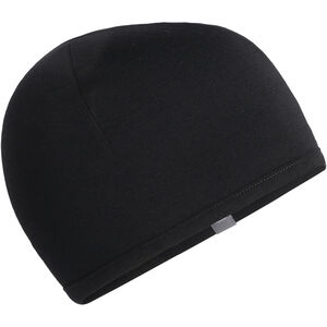 Icebreaker Pocket Hat Barn black/surf black/surf