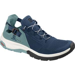 Salomon Techamphibian 4 Shoes Dam hydro./nile blue/poseidon hydro./nile blue/poseidon