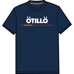 ÖTILLÖ T-shirt Design 1 Dam navy navy