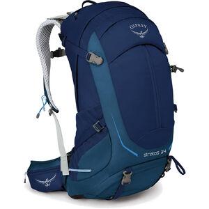 Osprey Stratos 34 Backpack Herr eclipse blue eclipse blue