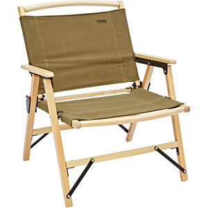 CAMPZ Comfort Beech Wood Folding Chair brown brown
