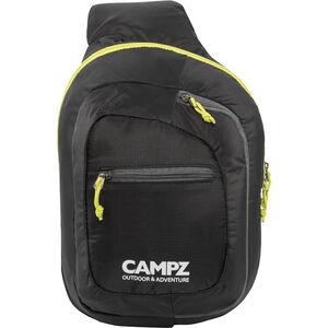 CAMPZ Shoulder Bag black black