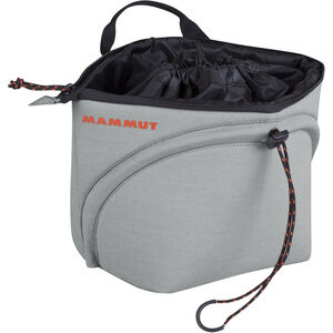 Mammut Magic Boulder Chalk Bag granit granit