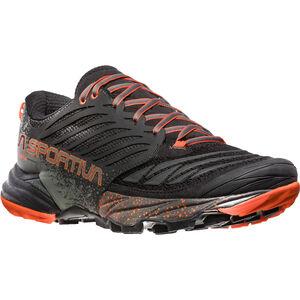 La Sportiva Akasha Shoes Herr black/tangerine black/tangerine