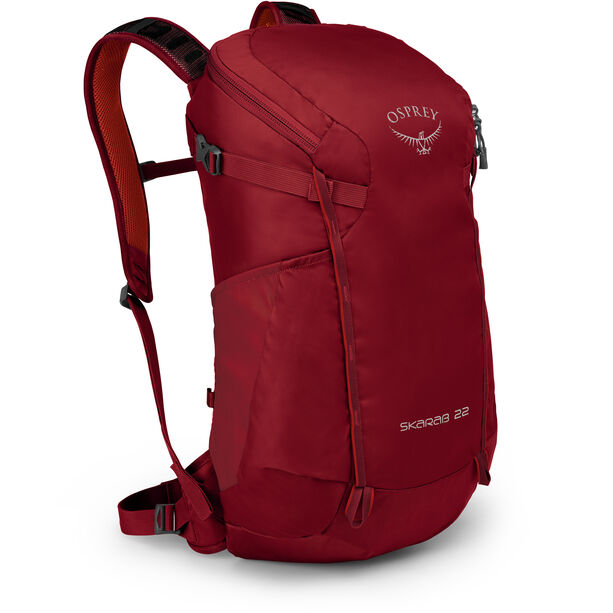 Osprey Skarab 22 Backpack Herr mystic red