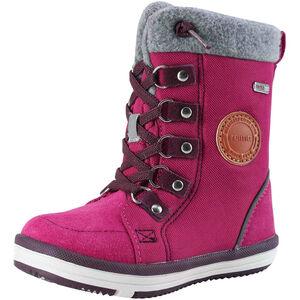 Reima Freddo Boots Barn cranberry pink cranberry pink