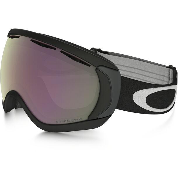 Oakley Canopy Snow Goggles matte black/prizm hi pink