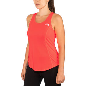 The North Face 24/7 Tank Dam fiery coral fiery coral