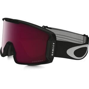 Oakley Line Miner Snow Goggles Herr matte black w/prizm rose matte black w/prizm rose