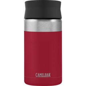 CamelBak Hot Cap Vacuum Insulated Stainless Bottle 400ml cardinal cardinal