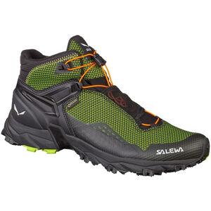 SALEWA Ultra Flex Mid GTX Hiking Shoes Herr cactus/fluo orange cactus/fluo orange