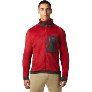 Mountain Hardwear Monkey Man/2 Jacket Herr Dark Brick Dark Brick