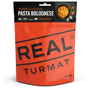 Real Turmat Outdoor Meal 500g Pasta Bolognese