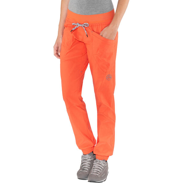 La Sportiva Mantra Pants Dam lily orange