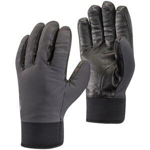 Black Diamond Heavyweight Softshell Gloves smoke smoke