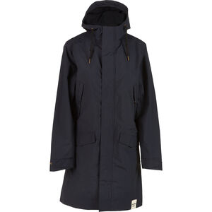 Tretorn From The Sea Rain Jacket Padded Dam Deep End Black Deep End Black