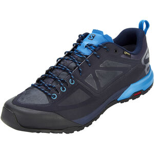 Salomon X Alp SPRY GTX Shoes Herr night sky/graphite/indigo bunting night sky/graphite/indigo bunting