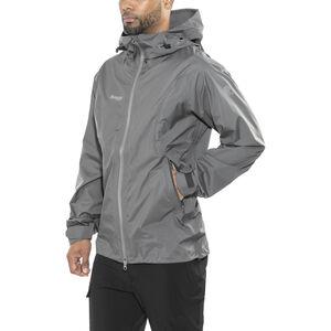 Bergans Letto Jacket Herr graphite/solid grey/navy graphite/solid grey/navy
