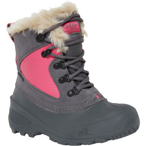 The North Face Shellista Extreme Boots Barn Zinc Grey/Mr. Pink Zinc Grey/Mr. Pink