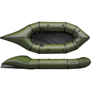 nortik CityRaft Boat dark green/black dark green/black