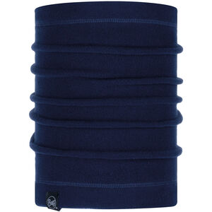 Buff Polar Neckwarmer solid night blue solid night blue